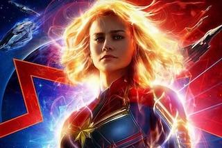 Meno male che c'è Captain Marvel, il cinecomic al femminile salva il box office dall'agonia
