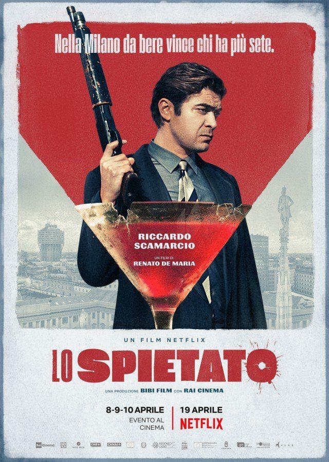 Riccardo Scamarcio nel trailer de Lo spietato, il nuovo