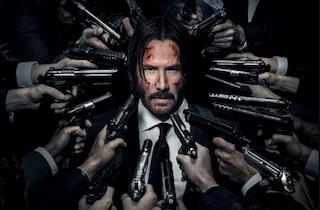 """Curiosità """"John Wick – Capitolo 2"""": Keanu Reeves ha girato il 95% delle scene più pericolose"""