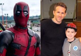 """Curiosità """"Deadpool"""": Ryan Reynolds sorprese un fan malato terminale con una proiezione privata"""