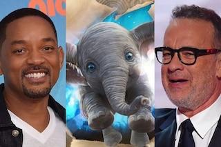 """Curiosità """"Dumbo"""" di Tim Burton: Will Smith e Tom Hanks hanno rifiutato il film"""