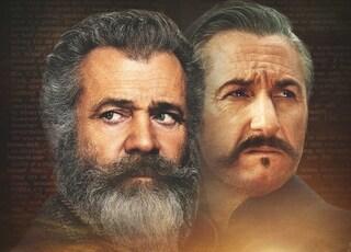 """Mel Gibson e Sean Penn sono """"Il Professore e il Pazzo"""" nel biopic di P.B. Shemran"""