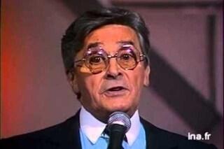 """È morto Jacques Bodoin, fu il cantante Méphisto nel film """"Tre uomini in fuga"""""""