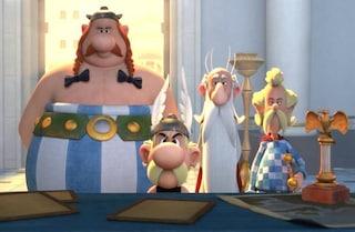 """Al cinema """"Asterix e il segreto della pozione magica"""", 10° film d'animazione dedicato all'eroe gallico"""