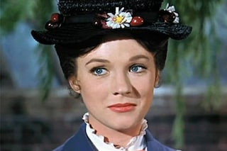 Il Festival di Venezia premia Mary Poppins: all'attrice Julie Andrews il Leone alla carriera