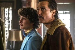 """Nelle sale """"Cocaine – La vera storia di White Boy Rick"""" con Matthew McConaughey e Richie Merritt"""