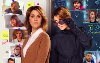 """Paola Cortellesi agente segreto in """"Ma cosa ci dice il cervello"""" di Riccardo Milani"""