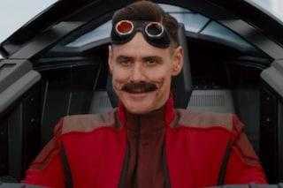 Il ritorno di Jim Carrey, sarà Robotnik nel film su Sonic The Hedgehog