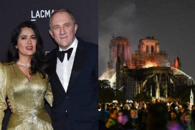 Notre-Dame, il miliardario Pinault dona 100 milioni di euro per la ricostruzione