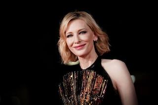 Cate Blanchett, i 50 anni di un'attrice per caso