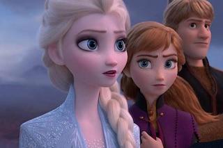 Il nuovo trailer italiano di Frozen 2-Il segreto di Arendelle