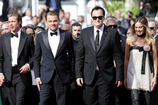 """Quentin Tarantino riconquista Cannes 25 anni dopo: ovazione per """"C'era una volta a Hollywood"""""""