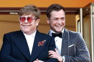 Rocketman incanta Cannes, dieci minuti di applausi per il film su Elton John