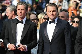 """Leonardo DiCaprio e Brad Pitt ricordano Luke Perry: """"Era una persona speciale"""""""