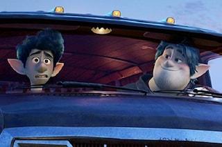 """""""Onward"""", il primo trailer: il nuovo film Pixar ci porta in un mondo fantastico"""