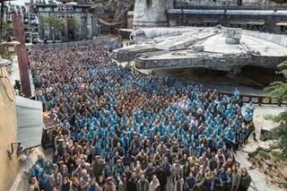 Aprono i Galaxy's Edge, i parchi a tema dedicati a Star Wars