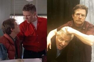 Ritorno al futuro, reunion per Michael J. Fox e Tom Wilson: Marty dà una strigliata al bullo Biff