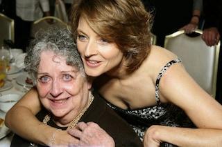 Lutto per Jodie Foster: è morta Evelyn 'Brandy', madre e manager dell'attrice Premio Oscar