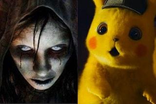 L'horror 'La Llorona' proiettato al posto di 'Detective Pikachu': bambini fuggono traumatizzati