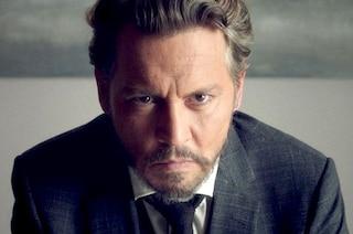 """In """"Arrivederci Professore"""", Johnny Depp è un malato terminale che decide di abbattere le ipocrisie"""