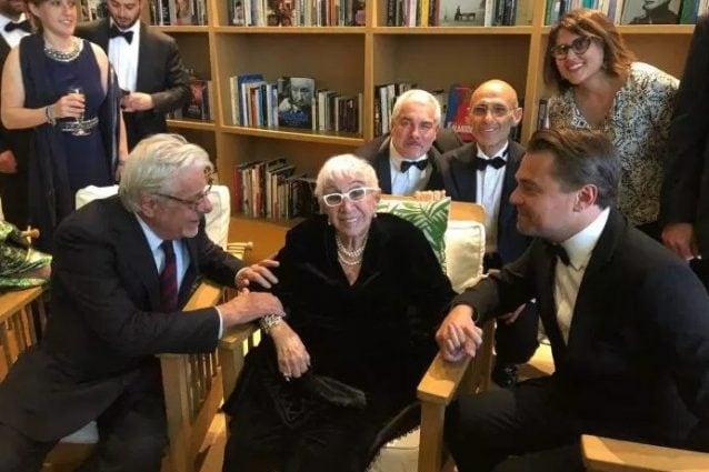 Lina Wertmüller e Giancarlo Giannini hanno ricevuto il Premio Kinéo a Cannes