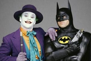 """30 anni fa usciva """"Batman"""" di Tim Burton, cult generazionale con Michael Keaton e Jack Nicholson"""
