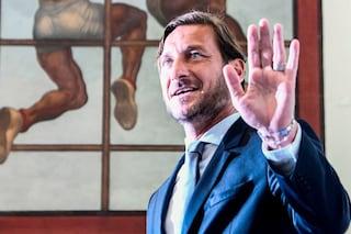 """Iniziate le riprese de """"L'ultima notte da Capitano"""", il documentario sulla vita di Francesco Totti"""