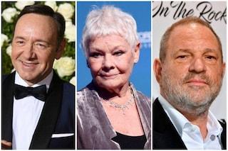 """Judi Dench difende Spacey e Weinstein: """"Molestie a parte, non possiamo negare il loro talento"""""""