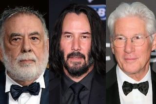 Da Francis Ford Coppola a Keanu Reeves e Richard Gere: tutti dalla parte del Cinema America