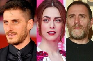 """Diabolik, il cast: """"Luca Marinelli protagonista, con Miriam Leone e Valerio Mastandrea"""""""