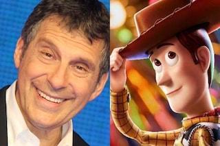 """Toy Story 4 dedicato a Fabrizio Frizzi, il ricordo: """"Era davvero l'amico di tutti"""""""