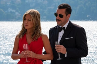 Murder Mystery, il film con Jennifer Aniston e Adam Sandler raggiunge 30 milioni di visioni su Netflix