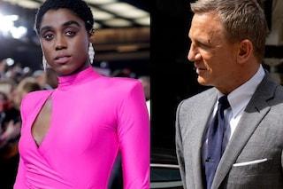 007 sarà donna e nera: il ruolo di Lashana Lynch in Bond25