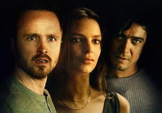"Esce ""Welcome Home"", thriller sentimentale con Aaron Paul, Riccardo Scamarcio ed Emily Ratajkowski"