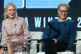 """Nicole Kidman: """"D'accordo con Meryl Streep per fare più film con altre donne e dare loro più spazio"""""""