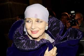 """Morte Valentina Cortese, l'addio del mondo dello spettacolo: """"Attrice immensa"""""""
