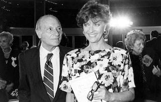 """Morta Ilaria Occhini, il dolore di Raffaele La Capria: """"Non vuole vederla"""". Erano insieme da 58 anni"""