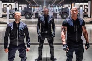 "Tutto su ""Fast & Furious: Hobbs & Shaw"", lo spin-off con Dwayne Johnson, Jason Statham e Idris Elba"