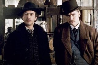 Sherlock Holmes 3, il ritorno di Robert Downey Jr. e Jude Law nella saga del geniale detective