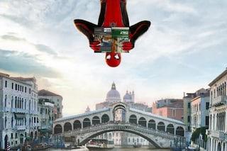 Spider-Man: Far from Home re dell'estate, l'Uomo Ragno vola al box office