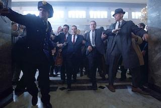The Irishman: il primo teaser del film di Martin Scorsese con Robert De Niro, Al Pacino e Joe Pesci