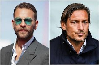 """Alessandro Borghi: """"Non interpreterò Totti e non credo che lui abbia mai pensato a me"""""""