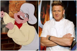 """Gordon Ramsay nel live action de 'La Sirenetta', l'appello: """"Deve essere Chef Louis"""""""