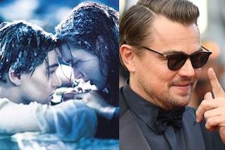 Jack poteva salvarsi in Titanic? L'adorabile risposta di Leonardo DiCaprio e il parere di Brad Pitt