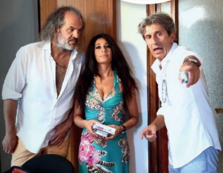Massimo Di Carlo, Fabiana Latini e Gianni Ippoliti