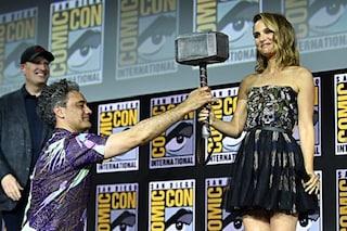 Colpo di scena nei film Marvel: Natalie Portman sarà Thor donna