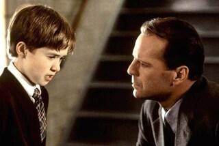 """""""Il Sesto Senso"""", il cult con Haley Joel Osment e Bruce Willis, compie 20 anni"""