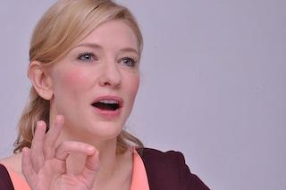"""Cate Blanchett pensa al ritiro dalle scene: """"È tempo di fermarsi"""""""