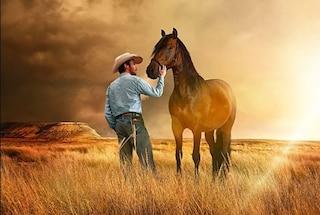 """Al cinema """"The Rider – Il sogno di un cowboy"""", la storia vera di Brady Jandreau"""