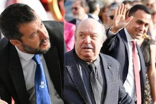 """Lino Banfi: """"Matteo Salvini e Luigi Di Maio per me come due nipoti: separatevi, è meglio"""""""